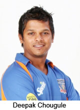 Deepak Ashok Chougule, Karnataka cricket Player