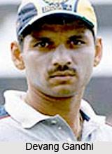 Devang Gandhi, Bengal Cricket Player