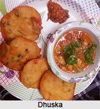 Dhuska, Bihari Cuisine