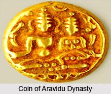 Economy of Aravidu Dynasty