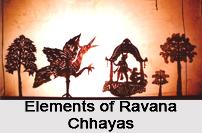Elements of Ravana Chhayas