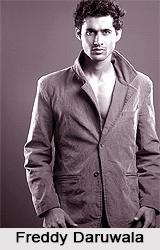 Freddy Daruwala, Indian Model