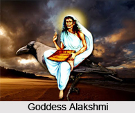 Goddess Alakshmi, Hindu Goddess