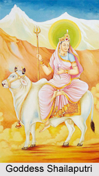 Goddess Shailaputri