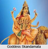 Goddess Skandamata