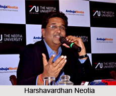 Harshavardhan Neotia, Indian Businessman
