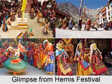 Hemis Festival, Ladakh, Jammu and Kashmir