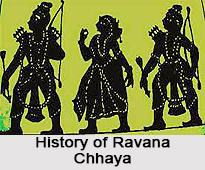 History of Ravana Chhaya