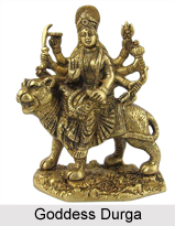 Iconography of Goddess Durga, Himachal Pradesh