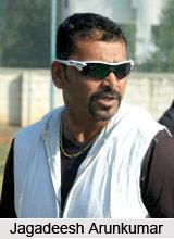 Jagadeesh Arunkumar, Karnataka Cricket Player