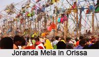 Joranda Mela, Orissa
