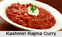 Kashmiri Rajma Curry, Kashmiri Cuisine
