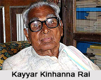 Kayyar Kinhanna Rai, Indian Freedom Fighter