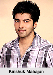 Kinshuk Mahajan, Indian TV Actor