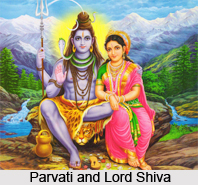 Legend of Parvati and Lord Shiva