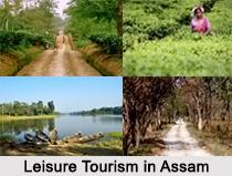 Leisure Tourism in Assam