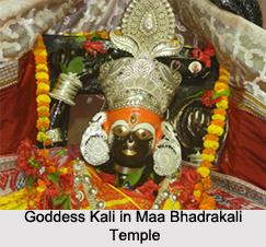 Maa Bhadrakali Temple,Aharapada, Orissa