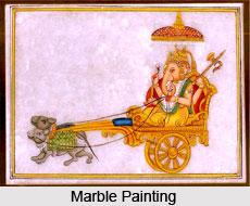 Marble Paintings