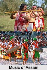 Music of Assam