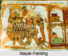 Nayak Paintings