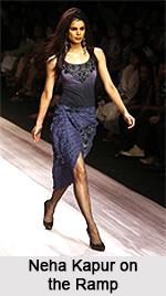 Neha Kapur, Indian Model
