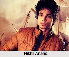 Nikhil Anand, Indian Model