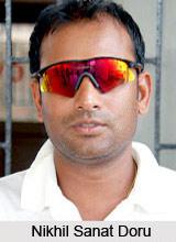 Nikhil Sanat Doru, Rajasthan Cricket Player