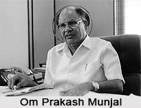 Om Prakash Munjal, Indian Businessman