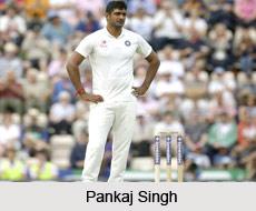 Pankaj Singh, Rajasthan Cricket Player
