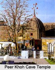 Peer Khoh Cave Temple, Jammu, Jammu & Kashmir