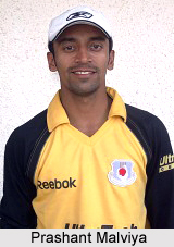 Prashant Malviya, Uttar Pradesh Cricket Player