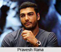 Pravesh Rana, Indian Model