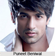 Puneet Beniwal, Indian Model