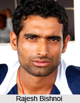 Rajesh Bishnoi, Rajasthan Cricket Player