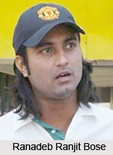 Ranadeb Ranjit Bose, West Bengal Cricket Player
