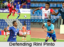 Rino Anto, Indian Football Player