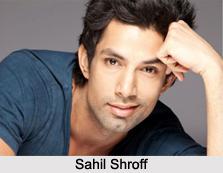Sahil Shroff, Indian Model