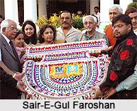 Sair-E-Gul Faroshan  , Indian Festival