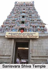 Sanisvara Shiva Temple, Orissa