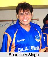 Shamsher Singh, Rajasthan Cricket Player