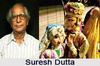 Suresh Dutta, Indian Puppeteer