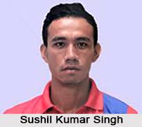 Sushil Kumar Singh, Indian Football Player