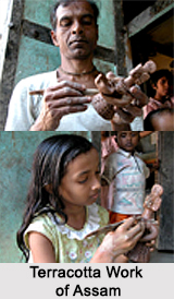 Terracotta Work of Assam