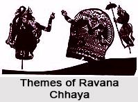 Themes of Ravana Chhaya