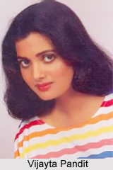 Vijayta Pandit, Indian Film Actress