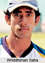 Wriddhiman Saha, Bengal Cricket Player