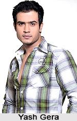 Yash Gera, Indian Model