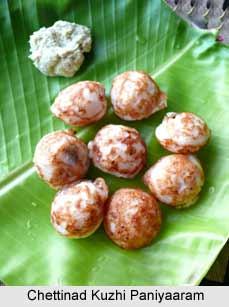 Chettinad Kuzhi Paniyaaram, Chettinad Cuisine