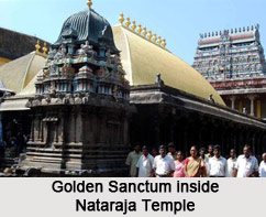 Chidambaram Nataraja Temple, Tamil Nadu