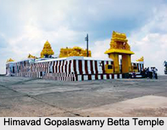 Himavad Gopalaswamy Betta, Chamarajanagar district, Karnataka